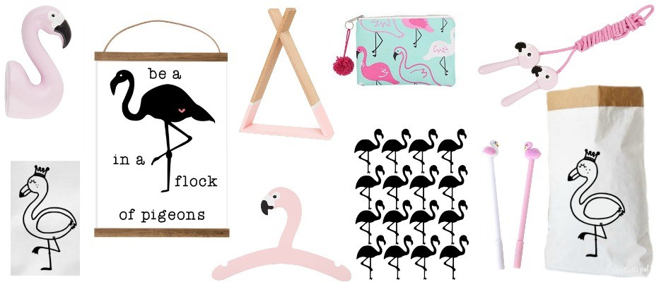 Kinderkamer make over Flamingo