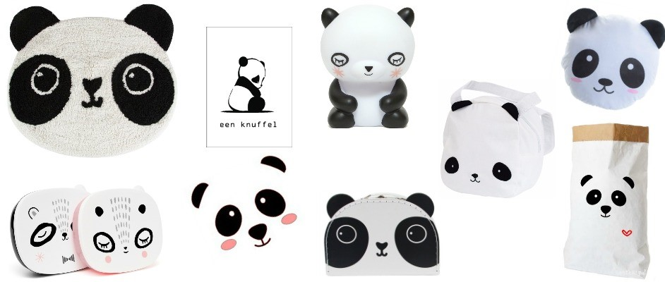Kinderkamer make-over panda