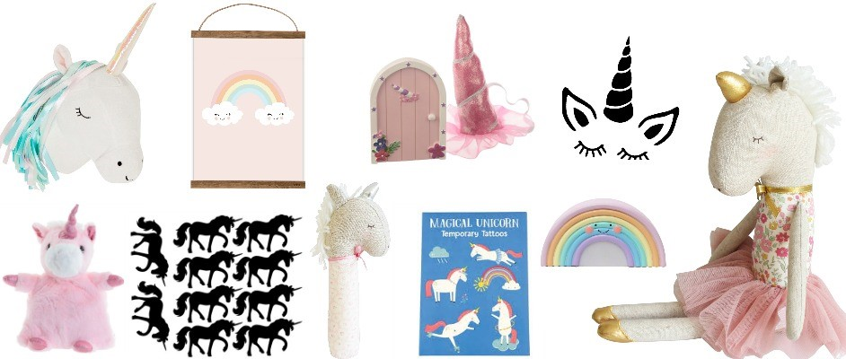 Magical Unicorn kinderkamer make-over