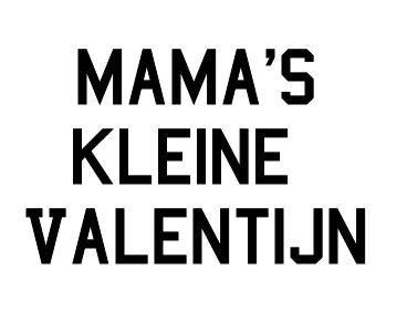 Valentijn Kleurplaten Mama.Tekstapplicatie Flock Mama S Kleine Valentijn
