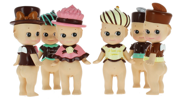 Milk Chocolate Sonny Angel Chocolade serie limited edition 2015
