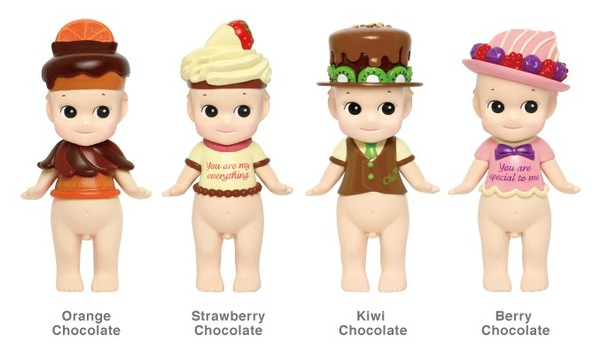 | Sonny Angel Chocolade serie 2015