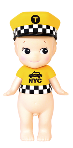 Sonny Angel YellowCab serie 2019 cadeauset