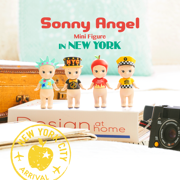 Sonny Angel New York serie 2019 cadeauset