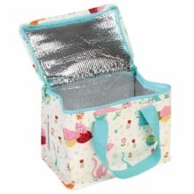 lunchtasje flamingo koeltasje voor onderweg. Black Bedroom Furniture Sets. Home Design Ideas