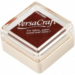 Stempelkussen VersaCraft Chocolate