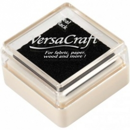Stempelkussen VersaCraft Real Black