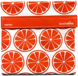 Lunchskins orange