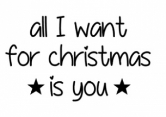 Applicatie All i want for Christmas is you