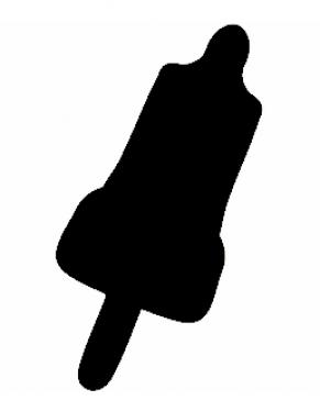 Aterijsje Kleurplaat Malvorlage Eiscreme Ausmalbild 10169